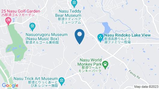 Royal Hotel NASU Map