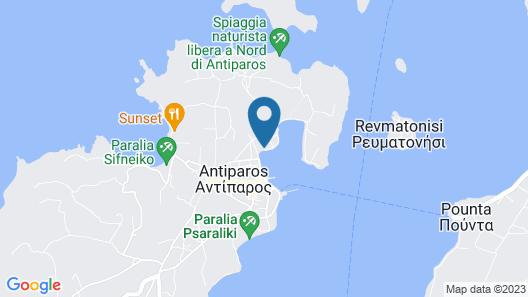 Villa Artemis Map