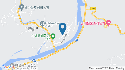 Danyang Smile & Happiness Pension Map