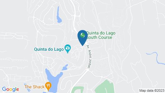 Vilar do Golf by Diamond Resorts Map