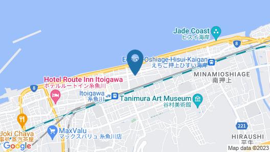 Live Cafe Hisui no Umi Map