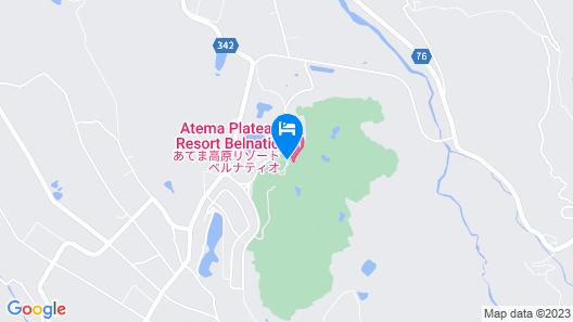 Atema Kogen Resort Belnatio Map