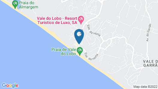 Dona Filipa Hotel Map