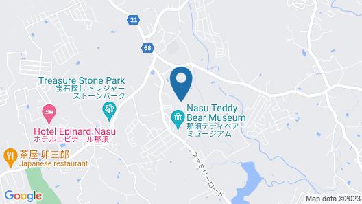 HOTEL MORI NO KAZE NASU Map
