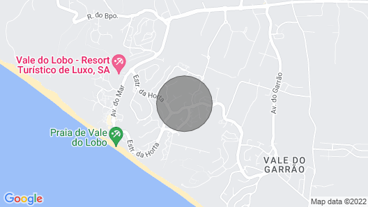 Luxury 2 Bed/2 Bath Apt In Exclusive Resort of Vale do Lobo Incl Wi-fi, Air Con Map