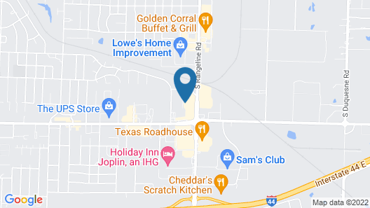 Home2 Suites by Hilton Joplin, MO Map