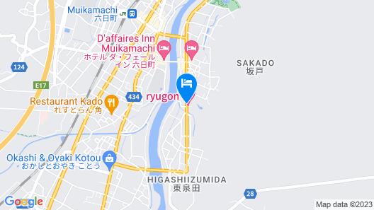 Ryugon Map