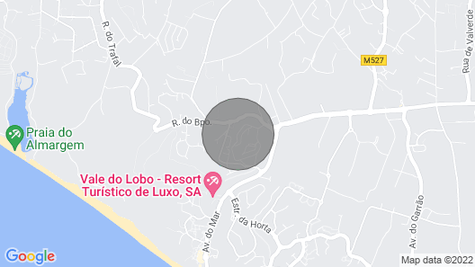 Casa Sol: Spacious Apartment in Vale de Lobo Map