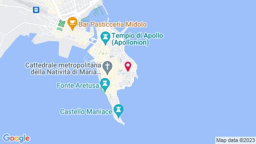 Italiana Resort Atrio Map
