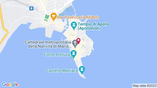 Acropoli Map