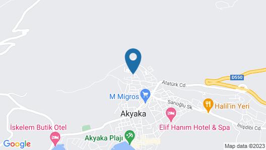 Shimal Panaroma Hotel Map