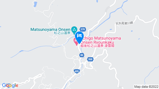 Hinanoyado Chitose Map