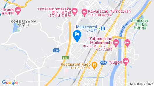 Koshijiso Map