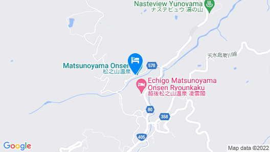 Nomotoryokan Map