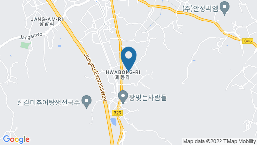 Anseong M Hotel Map