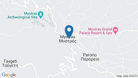 Byzantion Map