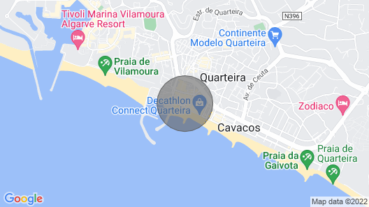 Gaveto- Sea Front, Refurbished and Cozy Map