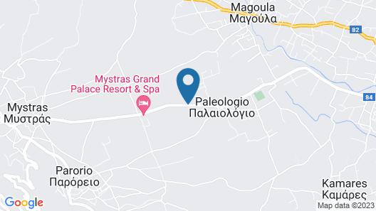 Mystras Grand Palace Resort & Spa Map