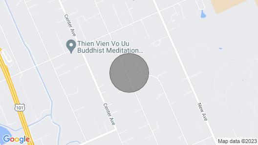 Stylish- Guest House ON A Beautiful Estate Map