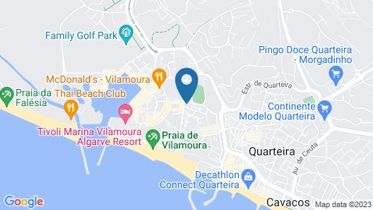 Praia Sol Map