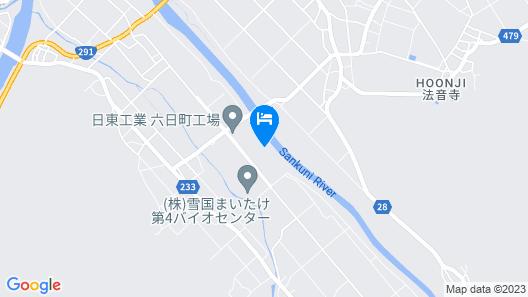 Syunsai no Sho Sakadojo Map
