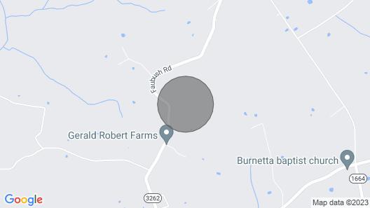 Farmhouse in the Lake Cumberland area Map