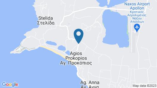 Lagos Mare Hotel Map