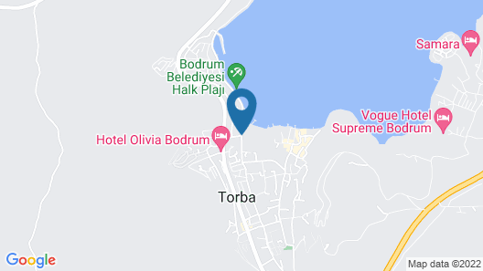 Voyage Torba - All Inclusive Map