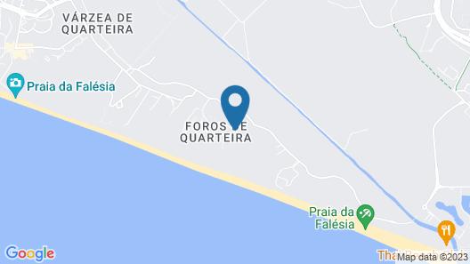 AP Adriana Beach Resort Map