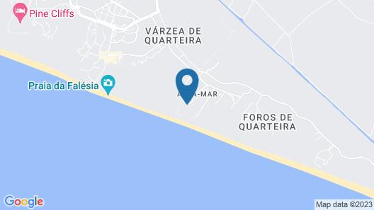 Alfamar Beach & Sport Resort Map