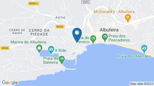 Hotel do Cerro Map
