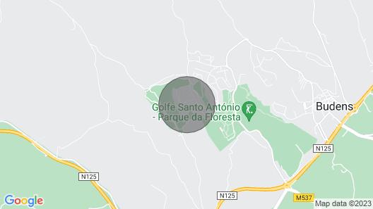 Villa Olivia Map
