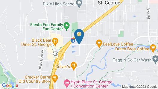 Tru By Hilton St George, UT Map