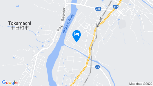 KOME HOME an inn where you can interact with loca / Tokamachi Niigata Map