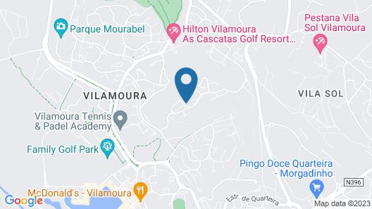 Old Village Apartamentos Ov International Map