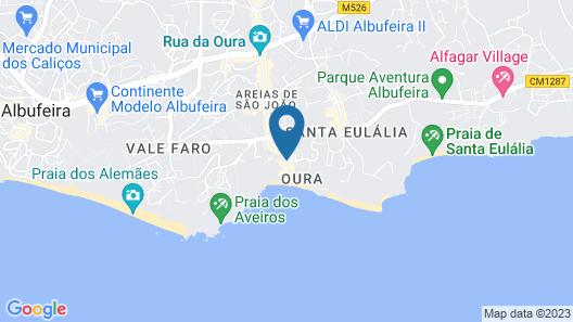 3HB Golden Beach Map