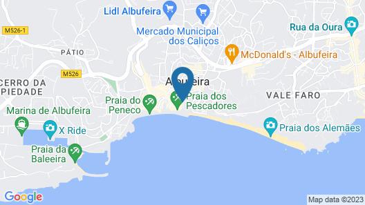 Apartamento Marbella Map