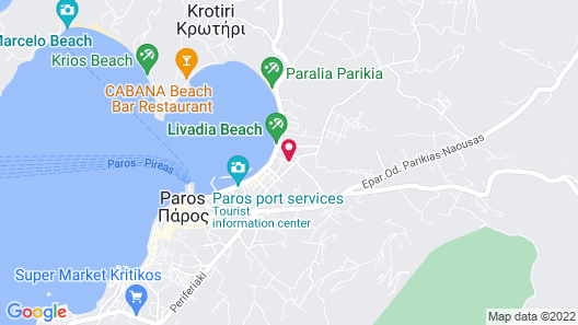 Dilion Hotel Map