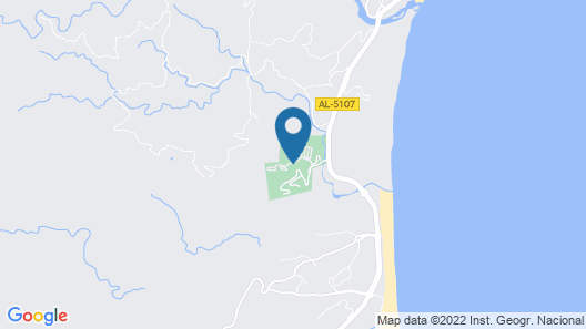 Camping & Bungalow Cueva Negra Map