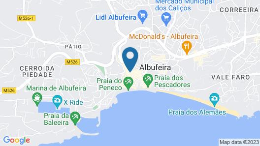 Casa Malpique Map