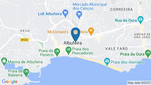 Cheerfulway Cerro Atlântico Apartamentos Map