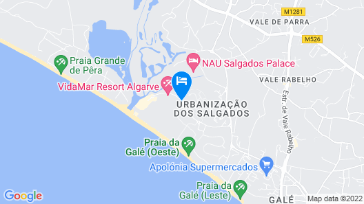 Salgados Palm Village - All Inclusive Map