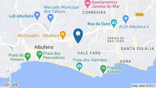 Luna Solaqua Map