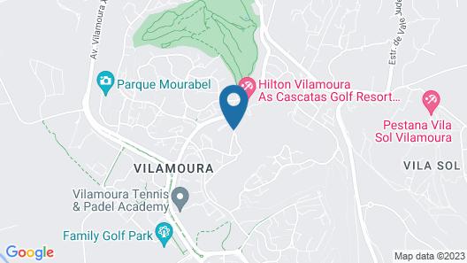 Rio Apartments Map