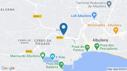 Bellavista Jardim Map