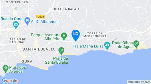 Alfagar Village Map