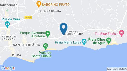 Cheerfulway Acqua Maris Balaia Map