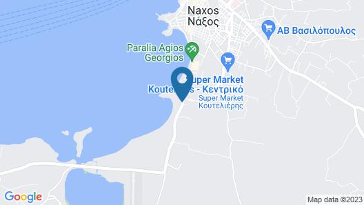 Princess Of Naxos Map