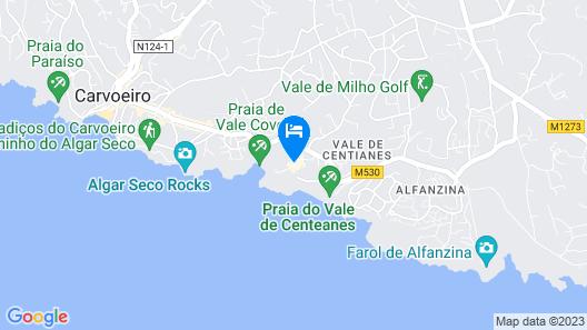 Pestana Palm Gardens Map
