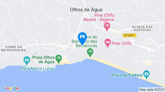 PortoBay Falésia Map